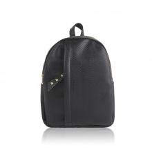 Balo thời trang Verchini màu đen 009477
