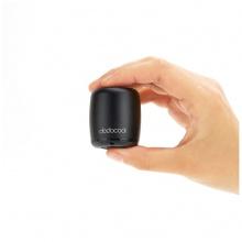 Loa Bluetooth BT siêu nhỏ kiêm nút selfie Dodocool DA84 Đen