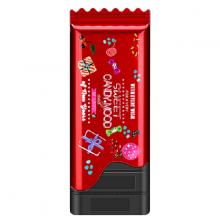 Pin dự phòng hình thanh kẹo 10.000 MAH D-M150 (Đỏ)