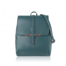 Balo thời trang Verchini màu xanh cổ vịt 009664