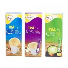 Combo 3 hộp trà sữa Maya (Hazelnut, Vani, Matcha Latté)