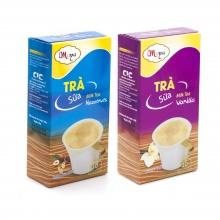Combo 2 hộp trà sữa Maya (Vani, Hazelnut) 10 stick