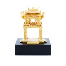 Khuê Văn Các mạ vàng (size nhỏ) - KVC01