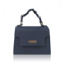 Túi xách thời trang Verchini màu xanh đen 007596