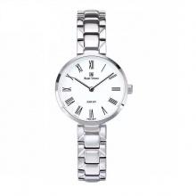 Đồng hồ nữ chính hãng Royal Crown 2601 dây thép
