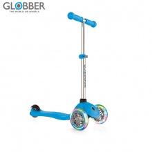 Xe trượt Scooter Globber Primo Lights xanh da trời