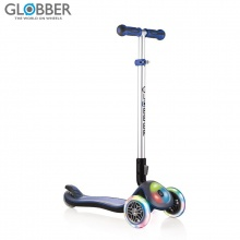 Xe trượt scooter Globber Elite FL – Xanh dương