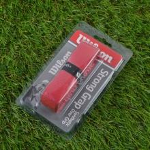 Quấn cốt vợt tennis Wilson Strong Grap Synthetic mềm mại, êm tay (Đỏ)