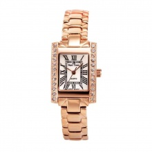 Đồng hồ nữ chính hãng Royal Crown 6306 dây thép vàng hồng