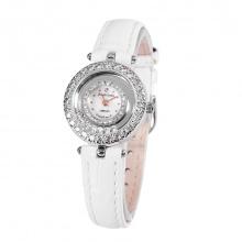 Đồng hồ nữ chính hãng Royal Crown 5308 dây da trắng