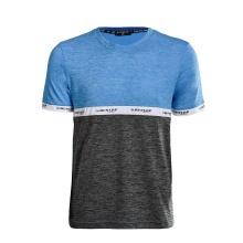 Áo tennis nam Dunlop - DATES8082-1-CL (Xanh da trời)