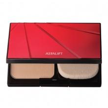 Phấn nền dưỡng ẩm với tinh thể lọc ánh sáng Astalift Lighting Perfection Long Keep Pact UV 20/PA++
