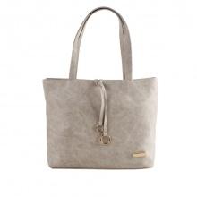 Túi xách thời trang Verchini màu xám loang 005793
