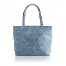 Túi xách thời trang Verchini màu xanh loang 004789