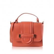 Túi xách thời trang Verchini màu cam 009772
