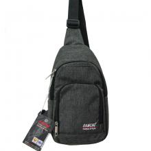 Túi đeo chéo HS 623 - Xám đen