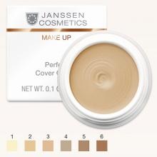 PERFECT COVER CREAM 5ML-6  Kem che khuyết điểm hoàn hảo cho da