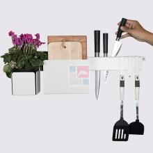 Kệ nhà bếp Rack SMLIFE 60cm – Số 2 - White