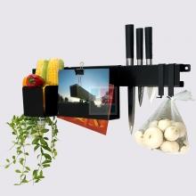 Kệ nhà bếp Rack SMLIFE 60cm – Số 2 - Black