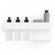 Kệ nhà tắm rack SMLIFE- White - Màu trắng