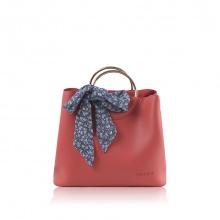 Túi xách thời trang Verchini màu đỏ 009824