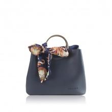 Túi xách thời trang Verchini màu xanh đen 009825