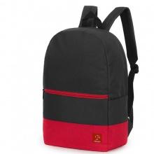 Balo thời trang Glado classical - BLL007 (màu đen phối đỏ)
