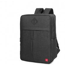 Balo laptop Glado cylinder - BLC005 (màu đen)