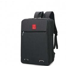 Balo laptop Glado cylinder - BLC007 (màu đen)
