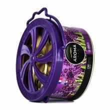 Sáp thơm nước hoa Aroma Car Organic 40g - Lavender (hoa oải hương)