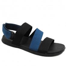 Giày sandal nam 3 quai ngang hiệu Vento NV5704BCh