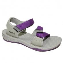 Giày sandal nữ quai ngang hiệu Vento NV8519Pu