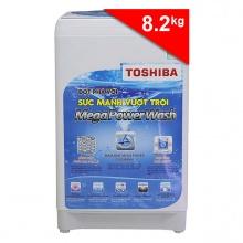 Máy giặt MF920LV (8.2 Kg) cửa trên Toshiba  - Trắng