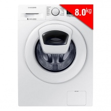 Máy giặt WW80K5410WW/SV Samsung AddWash inverter 8 kg