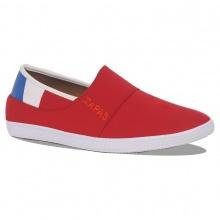 Giày repas slip on thời trang nam Zapas – SR002 (đỏ)