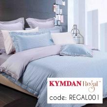 Drap Kymdan Regal 160 x 200 cm (drap + áo gối nằm + vỏ mền) REGAL001