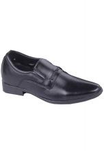 Giày tây tăng chiều cao zapas tăng chiều cao 6cm - GH012 (màu đen)