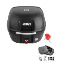 Thùng đựng đồ xe máy Givi E26N monolock 26 lít hàng chính hãng
