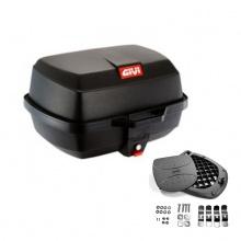 Thùng đựng đồ xe máy Givi E20N monolock 39 lít hàng chính hãng