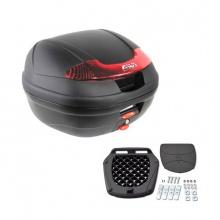 Thùng đựng đồ xe máy Givi E340N monolock 34 lít hàng chính hãng
