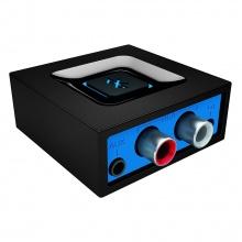 Adapter Bluetooth Logitech chuyển loa có dây thành tín hiệu bluetooth không dây (Đen)