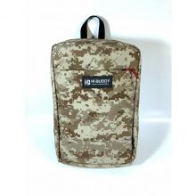 Túi đeo chéo lính Hi Buddy VHB418S họa tiết vi tính