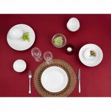 Bộ đồ ăn Minh Long 9 sản phẩm Daisy IFP - trắng ngà
