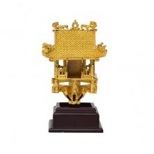 Quà tặng lưu niệm - Biểu tượng Chùa một cột mạ vàng – CMC02