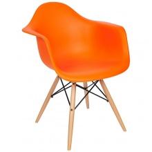 Ghế cafe Eames nhựa gỗ – Mã: 209
