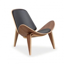 Ghế cafe thư giản khung gỗ lót nệm hình con bọ- Mã 223