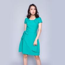 Đầm suông thời trang Eden D303 (xanh)