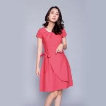 Đầm suông thời trang Eden D303 (hồng)
