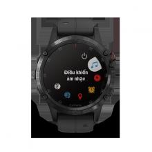 Đồng hồ thông minh Garmin Fenix 5 Plus BlackBand
