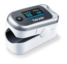Beurer - Máy đo khí máu và Nhịp tim cá nhân PO40